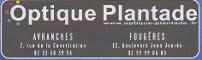 Optique Plantade