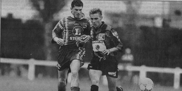 1996/1997  N1 but contre FECAMP